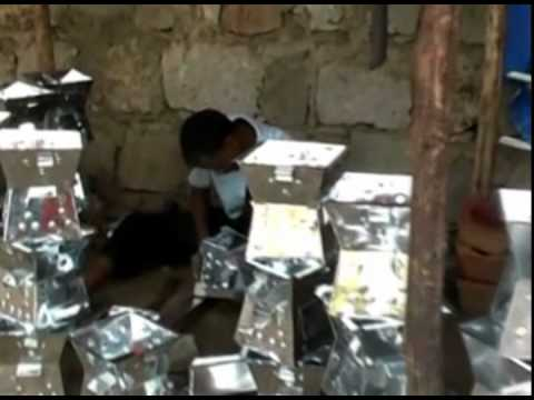 Building Efficient Cooking Stoves in Ethiopia