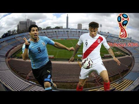 Uruguay vs Peru | Partido Completo HD