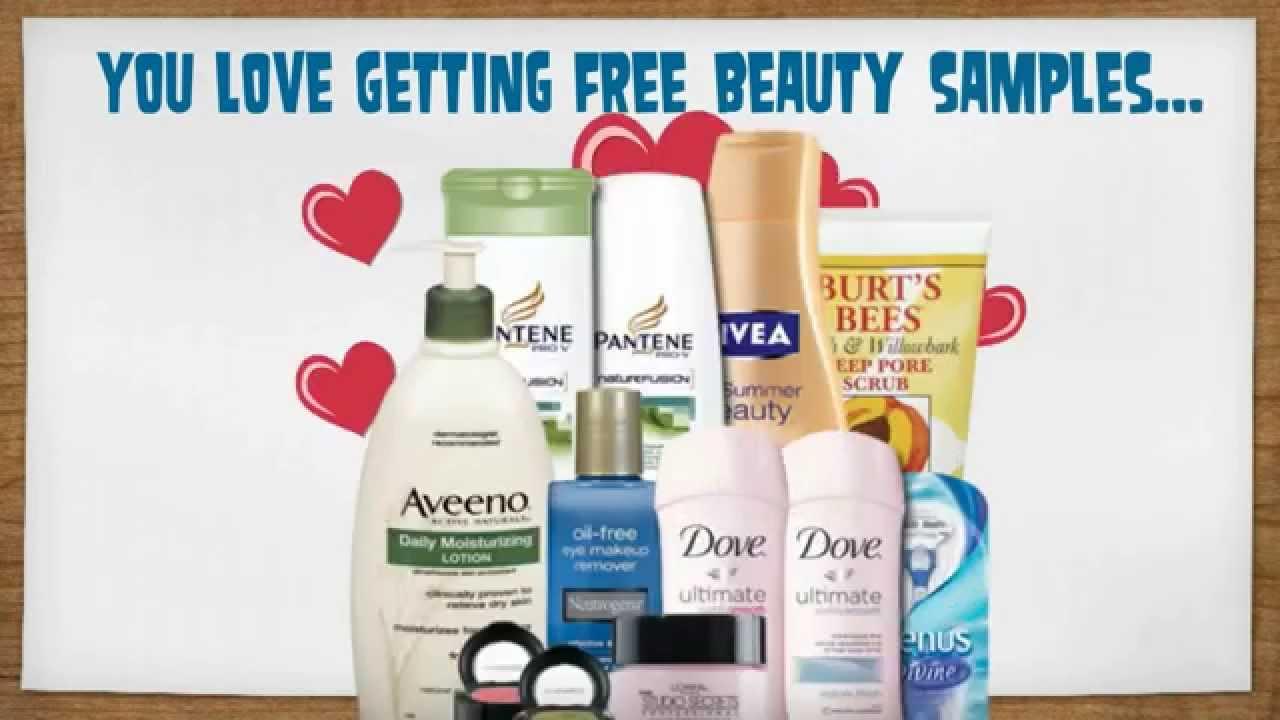 Beauty Samples Makeup