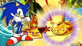 Angry Birds Epic - Upcoming Event Sonic Dash Golden Pig And Arena Battles! iOS/ANDROID