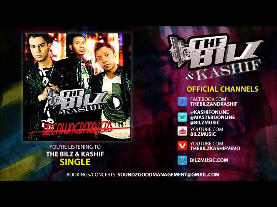 The bilz & kashif tera nasha| instrumental|karaoke|re-produced.