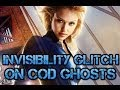 COD GHOSTS INVISIBILITY GLITCH