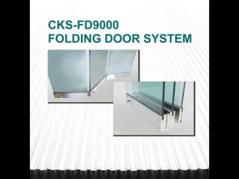 CKS-FD9000 Folding Door System