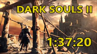 DARK SOULS II Speedrun 1:37:20 [Deutsch/German]