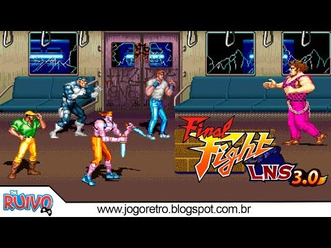 Final Fight LNS 3.0 Openbor Edition UPDATE ~ Blog do Ruivo - Games   RuivoPlay