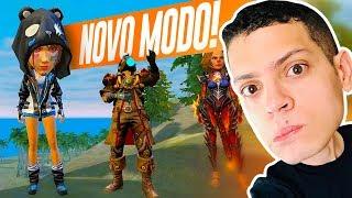 ISSO É MARAVILHOSO! MORREU VOLTOU COM CABEÇA GIGANTE! - FREE FIRE