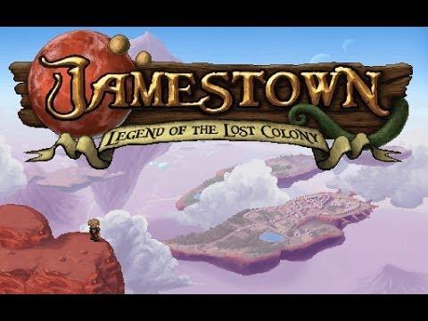 First Crack - Jamestown
