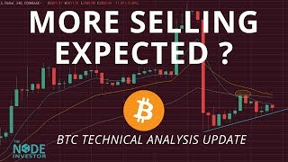 More Downside Coming?  Technical Analysis Update for BTC 2.26.19