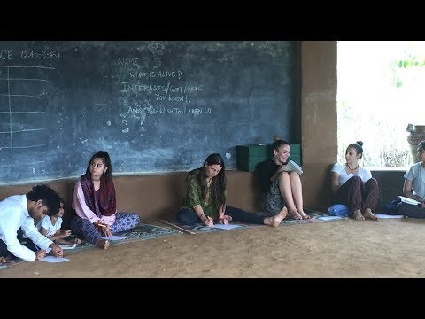 CERES Global in India—Day 09: Discussing Un-learning with Khoji's at Swaraj University