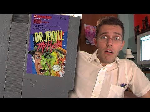 Dr. Jekyll and Mr. Hyde - Angry Video Game Nerd - Episode 2