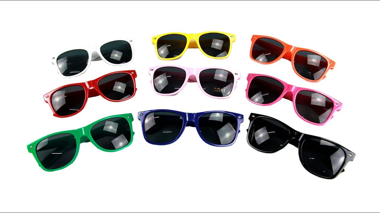 537cf7ebf4 🎁 Gafas de Sol personalizadas 1 - Gafas de Sol Xaloc - YouTube