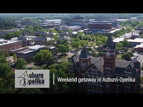 A Weekend In Auburn & Opelika