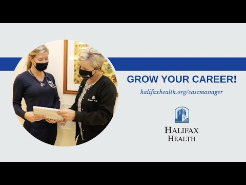 Halifax Health is Hiring Case Managers!