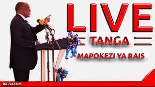 LIVE: Rais Magufuli katika uzinduzi wa kiwanda cha Saruji cha Kilimanjaro mkoani Tanga