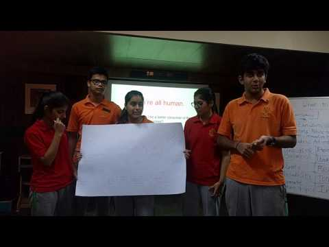 Baatcheet: How can we be better consumers of news? Group 1.