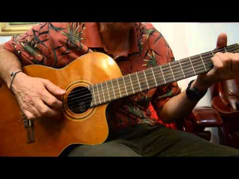 how to play scarborough fair on guitar