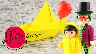 IT Special! How to make Georgie