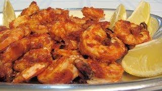 Horseradish Shrimp -- Lynn's Recipes