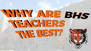 BHS Teacher Appreciation | bengalsmedia