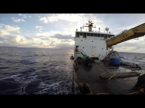 USCGC KUKUI 42 Day Summer Patrol 2016 (LAST SOUTH PATROL EVER)