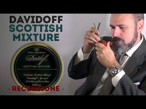 Davidoff SCOTTISH Mixture - Recensione