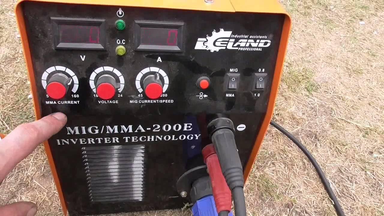 Аппарат сварочный полуавтомат 2 в одном стабилизатор напряжения 220в 5квт для дома