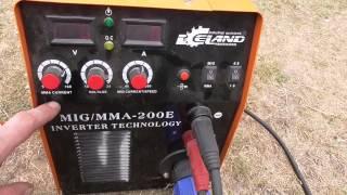 обзор сварочного аппарата 2 в 1 дуговая и полуавтоматическая(, 2015-08-28T14:15:15.000Z)