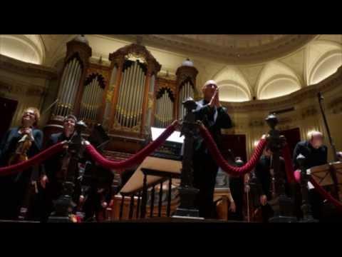 I Barocchisti conducted by Diego Fasolis 29 Nov. 2014 in Amsterdam