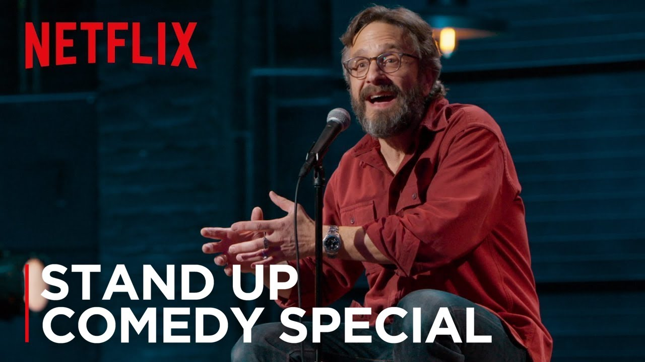 Download Marc Maron: Too Real | Official Trailer [HD] | Netflix