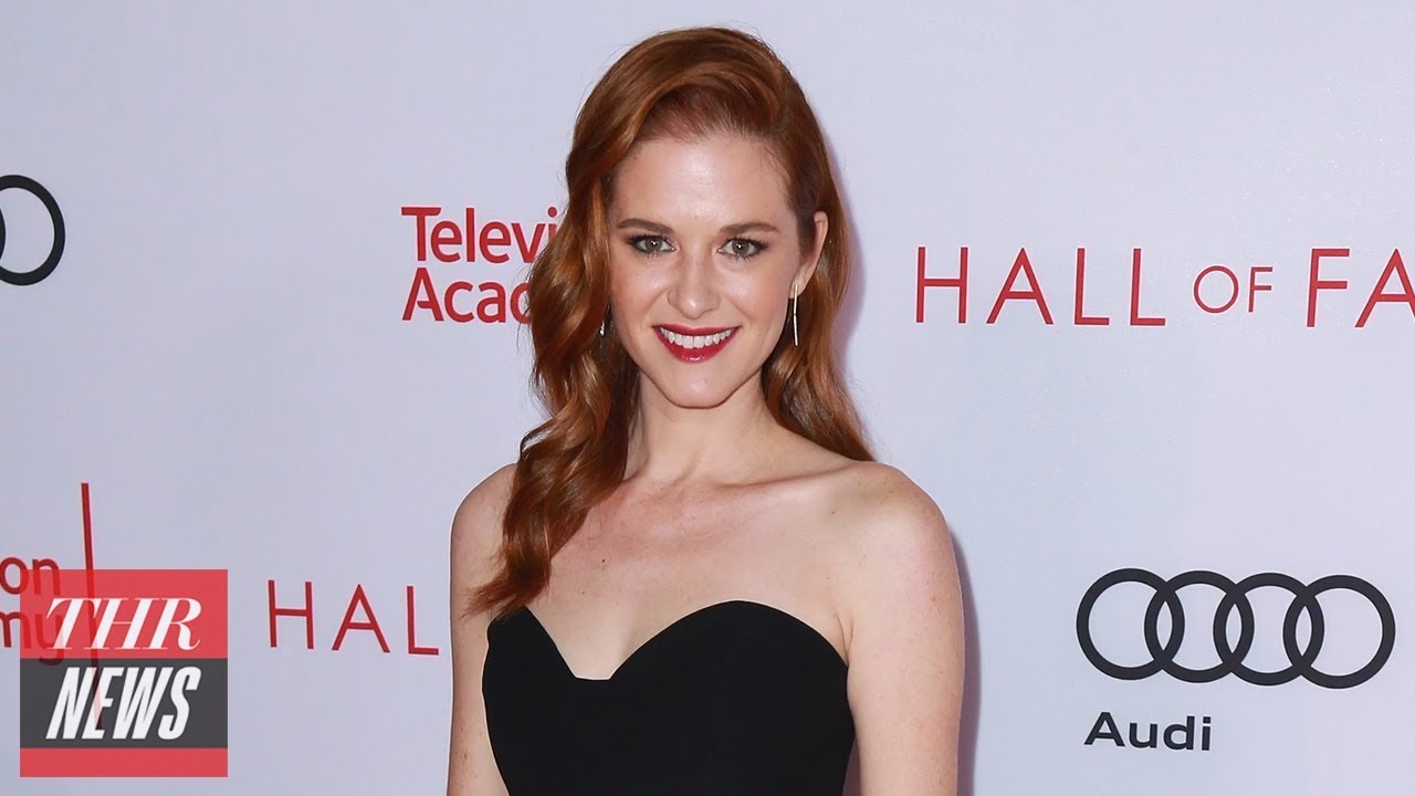 Sarah Drew Opens Up About Impact of Emmy Nomination for 'B-Team' | THR News