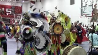 KD Edwards Gourd Dance & PowWow - Grand Entry Full HD