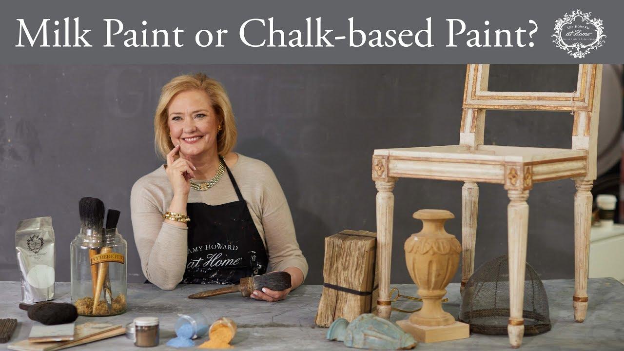 Vernice Chalk Paint Annie Sloan shabby chic - chalk paint by lina ekstrand