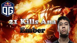 Og.Ana Ember PRO FULL GAMEPLAY - PLAYER PERSPECTIVE