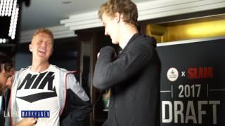 Lauri Markkanen - Road To The Draft | Episode 5: Draft Week
