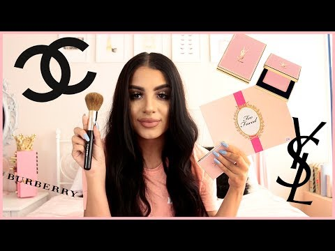 LUXURY MAKEUP FOR LESS!