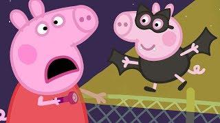 Peppa Pig en Español Episodios  Feliz Halloween!  Pepa la cerdita