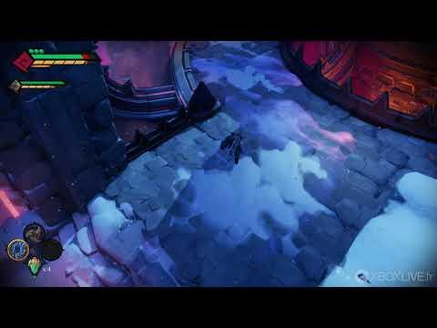 Darksiders Genesis - представлен игровой процесс