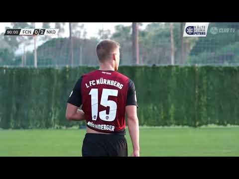 LIVE: 1. FC Nürnberg Vs NK Osijek