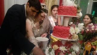 Свадьба в Москве Степана и Немы