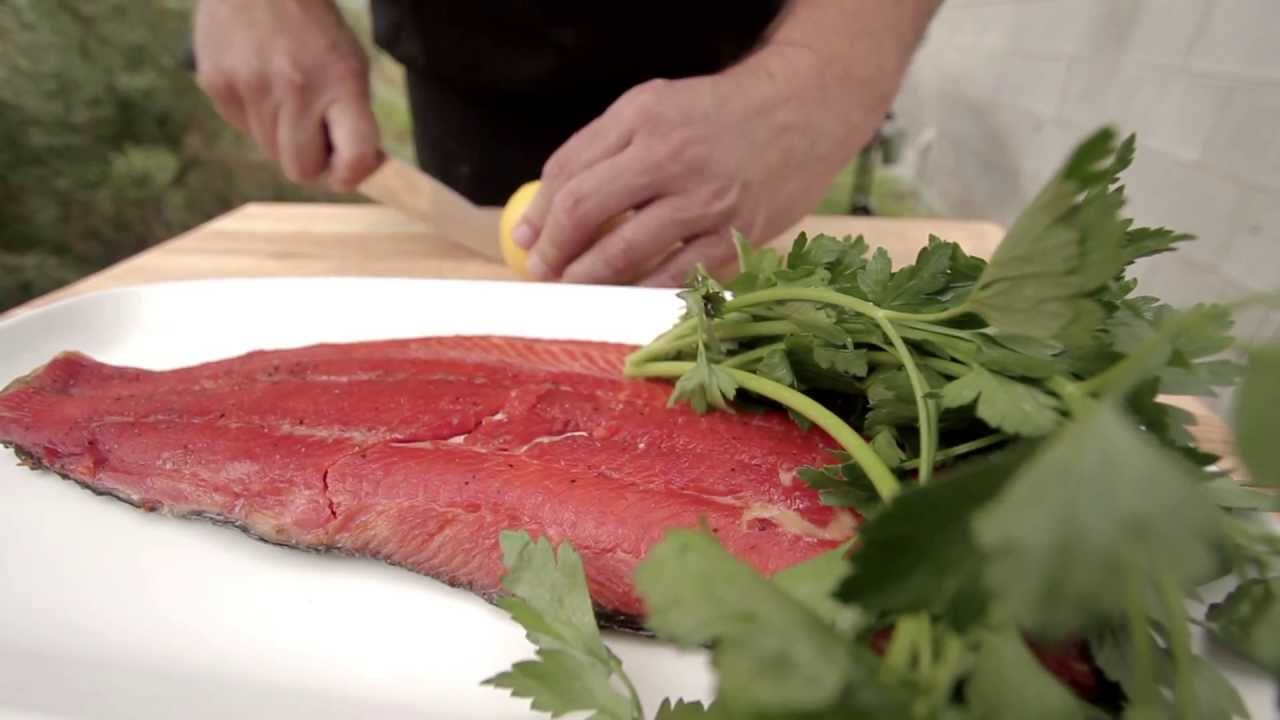 Healthy Smoked Salmon Recipe by Traeger Grills - YouTube