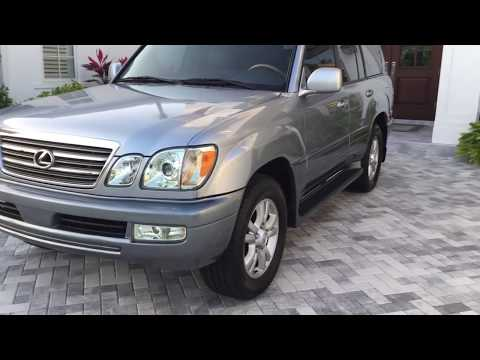 2005 Lexus LX | Read Owner and Expert Reviews, Prices, Specs