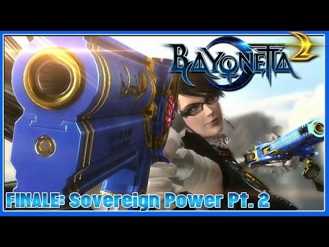 Bayonetta 2 - Finale: Sovereign Power Pt. 2