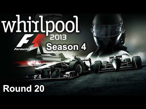 F1 2013 -  WRPL Season 4 - Round 20 [UAE]