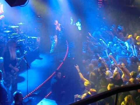 Sabaton Cruise - Konungens Likfärd live 2016