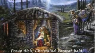 Leise rieselt der Schnee - Nana Mouskouri (lyrics)