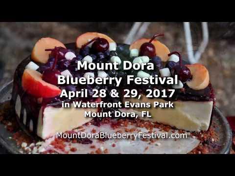 "MOUNT DORA, FL events! - ""Around the Lake"" April 2018"