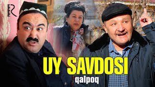 Qalpoq - Uy savdosi | Калпок - Уй савдоси (hajviy ko'rsatuv)