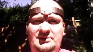 Lemurian Headband - day one