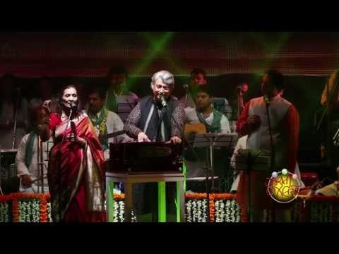 Aa Nabh Jhukyun Te by Ashit Desai and Hema Desai | Gujarati Jalso