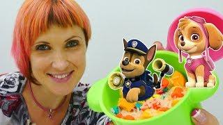 Щенячий патруль и детский сад Капуки 16 - Игры для детей